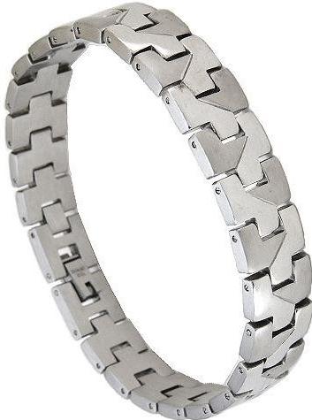 d8fe3f2897b Pánské náramky Pánský náramek z chirurgické oceli Pánský náramek