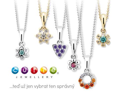 Cutie Jewerlly šperky pro děti