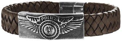 Pánský náramek Police FREEDOM PJ25717BLC/02-S