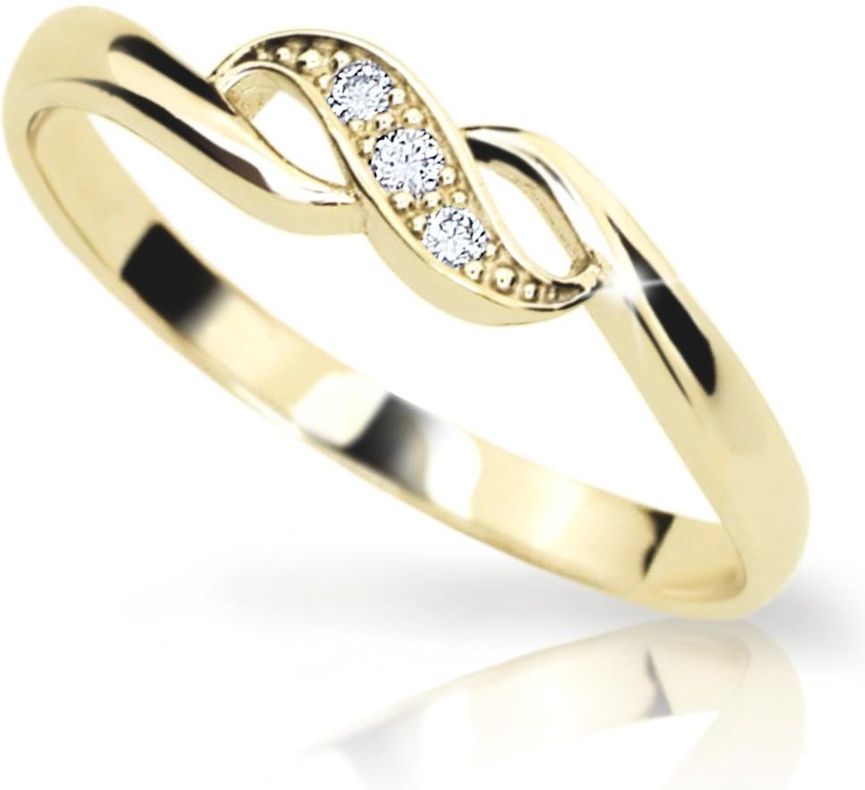 Danfil Zásnubní prsteny DF2001