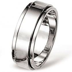 Prsten z chirurgické oceli RSSST (Dárkové balení zdarma)