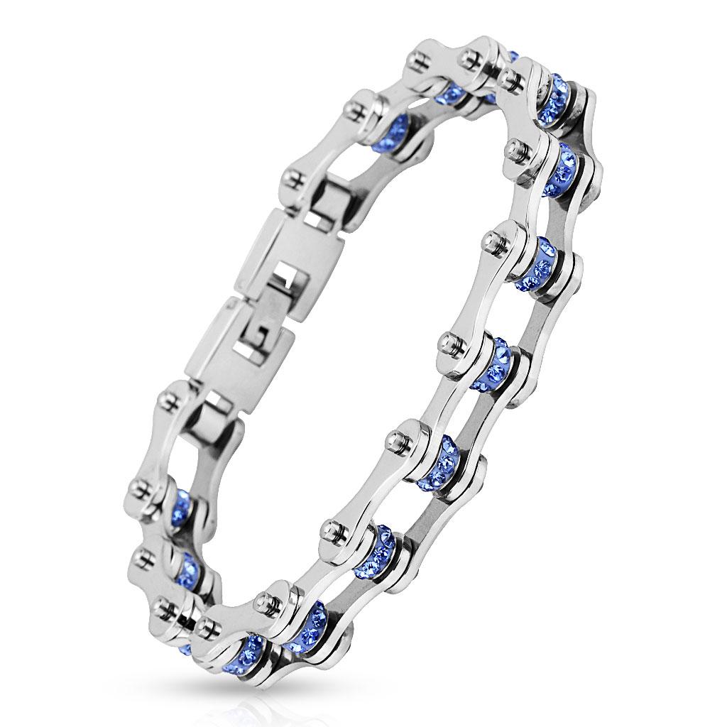 Náramek chirurgická ocel řetěz HWSBS0608