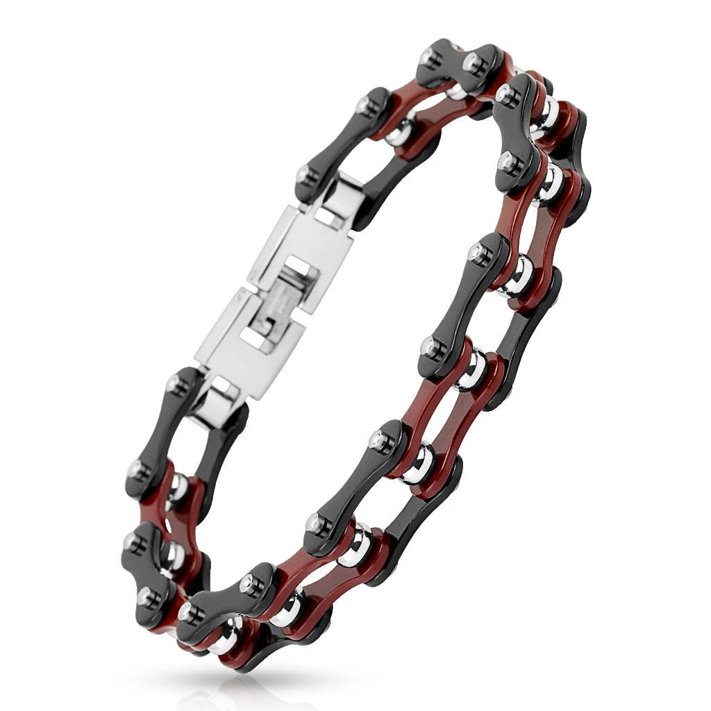 Náramek chirurgická ocel řetěz HWSBS0636