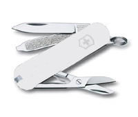 Kapesní nůž Victorinox Classic SD bílý