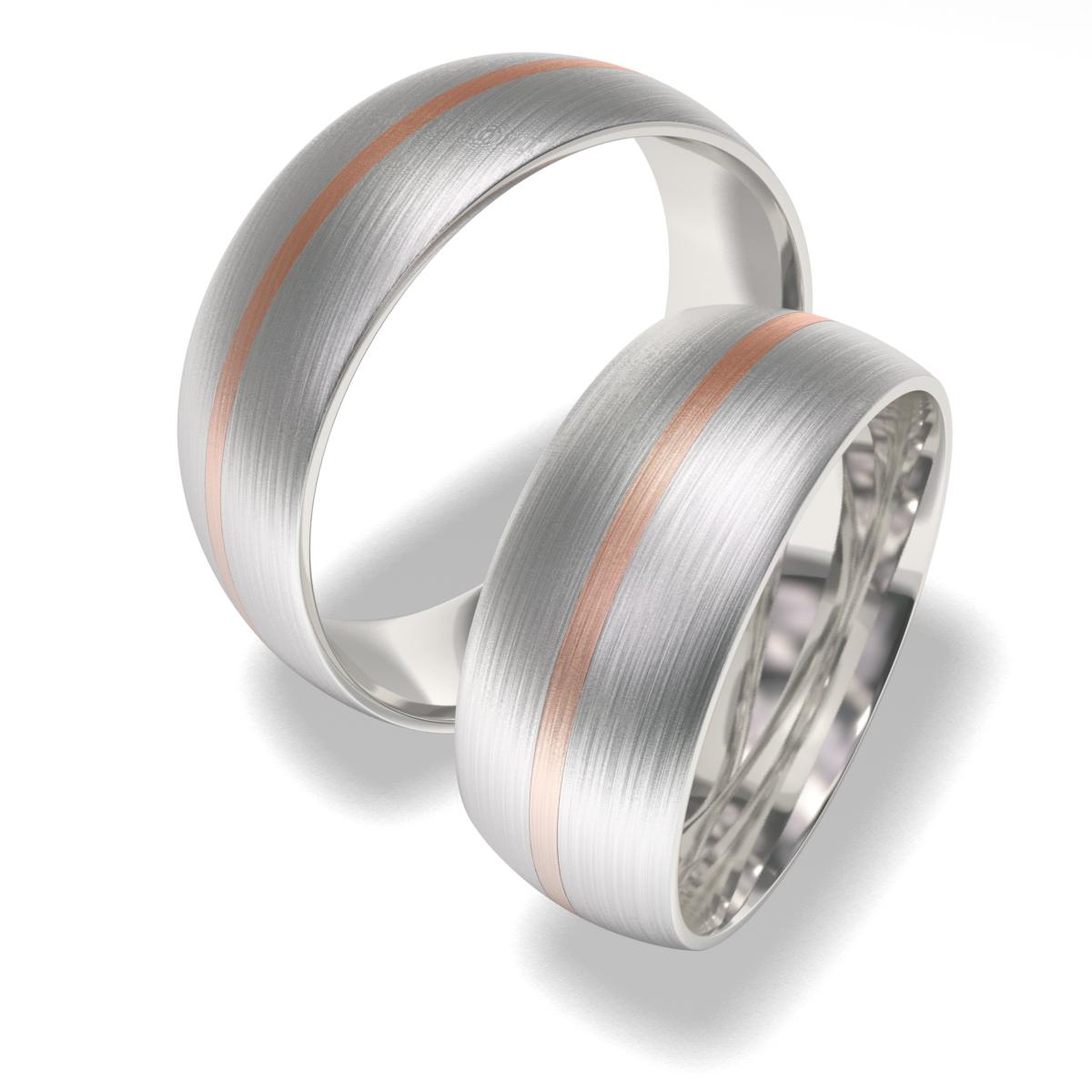 Luxusní Ocelové snubní prsteny 7019 (Luxusní Ocelové snubní prsteny 7019)