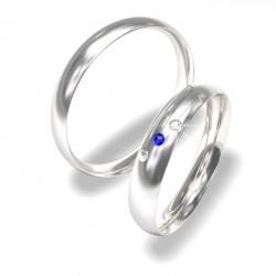 Luxusní Ocelové snubní prsteny 0140202148 (Luxusní Ocelové snubní prsteny 0140202148)