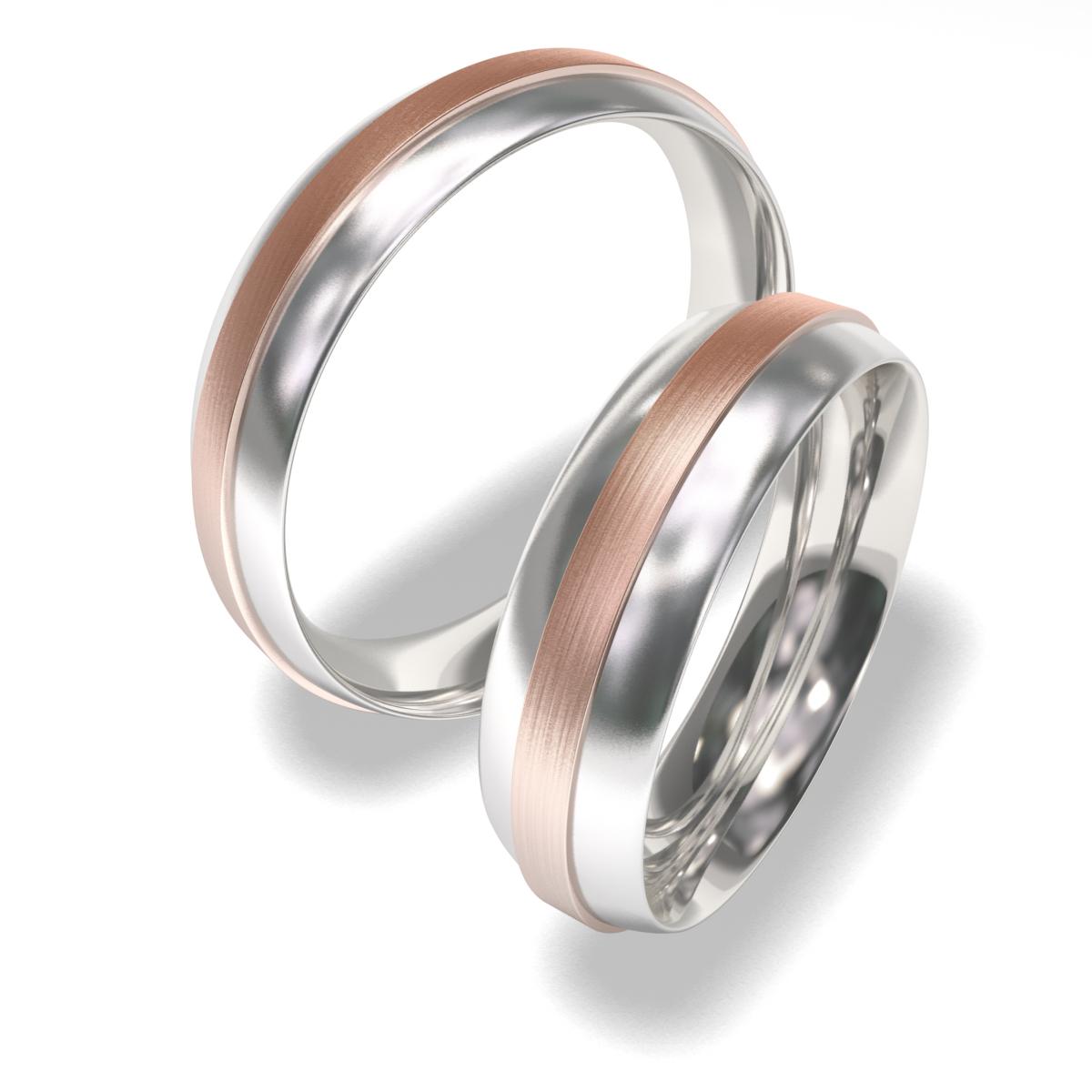 Luxusní Ocelové snubní prsteny 7020 (Luxusní Ocelové snubní prsteny 7020)