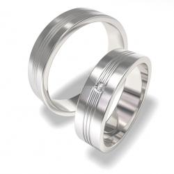 Snubní prsteny chirurgická ocel 0140202140