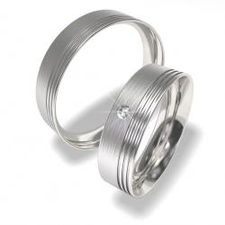 Luxusní Ocelové snubní prsteny 0140202076 (Luxusní Ocelové snubní prsteny 0140202076)
