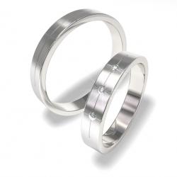 Luxusní Ocelové snubní prsteny 0140202034 (Luxusní Ocelové snubní prsteny 0140202034)