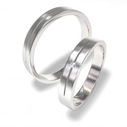 Snubní prsteny chirurgická ocel 0140202021