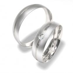 Luxusní Ocelové snubní prsteny 0140202016 (Luxusní Ocelové snubní prsteny 0140202016)