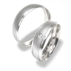 Luxusní Ocelové snubní prsteny 0140202014 (Luxusní Ocelové snubní prsteny 0140202014)
