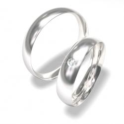 Luxusní snubní prsteny z chirurgické oceli 0140202002