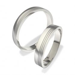 Snubní prsteny chirurgická ocel 0140200111