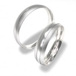 Luxusní Ocelové snubní prsteny 0140200012 (Luxusní Ocelové snubní prsteny 0140200012)