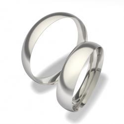 Snubní prsteny z chirurgické oceli 0140200009