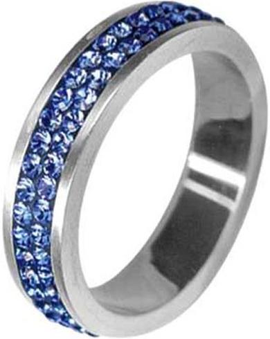 Prsten Swarovski RSSW02 sapphire