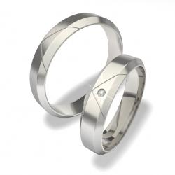 Luxusní Ocelové snubní prsteny 0140200003 (Luxusní Ocelové snubní prsteny 0140200003)