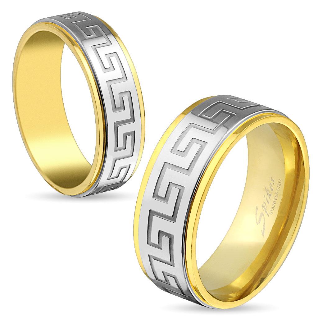 Snubní prsteny chirurgická ocel R-M3923