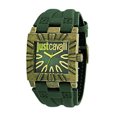 Hodinky JUST CAVALLI TIMESQUARE R7251585503 (Dárek -USB Flash disk 8 GB Zdarma)