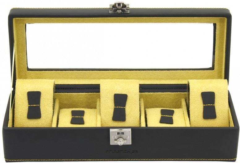 Kazeta na hodinky Friedrich Lederwaren Chronos 26122-2