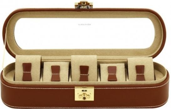 Kazeta na hodinky Friedrich Lederwaren Cordoba 26393-3