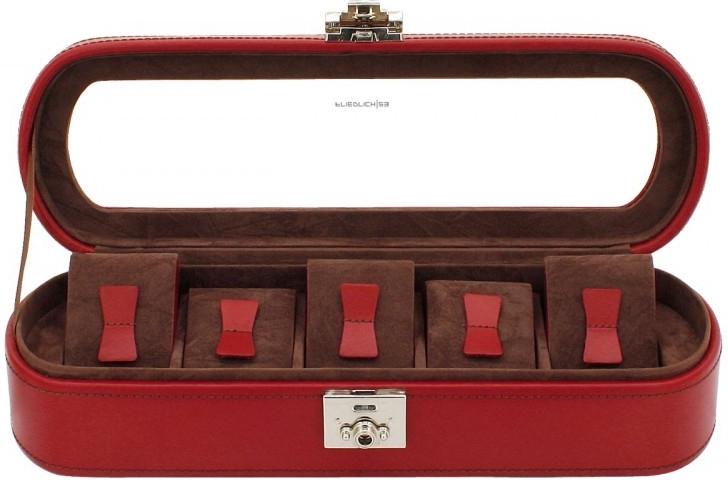 Kazeta na hodinky Friedrich Lederwaren Cordoba 26393-4