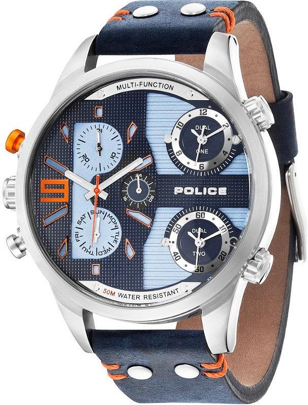 Pánské hodinky POLICE PL14374JS/03