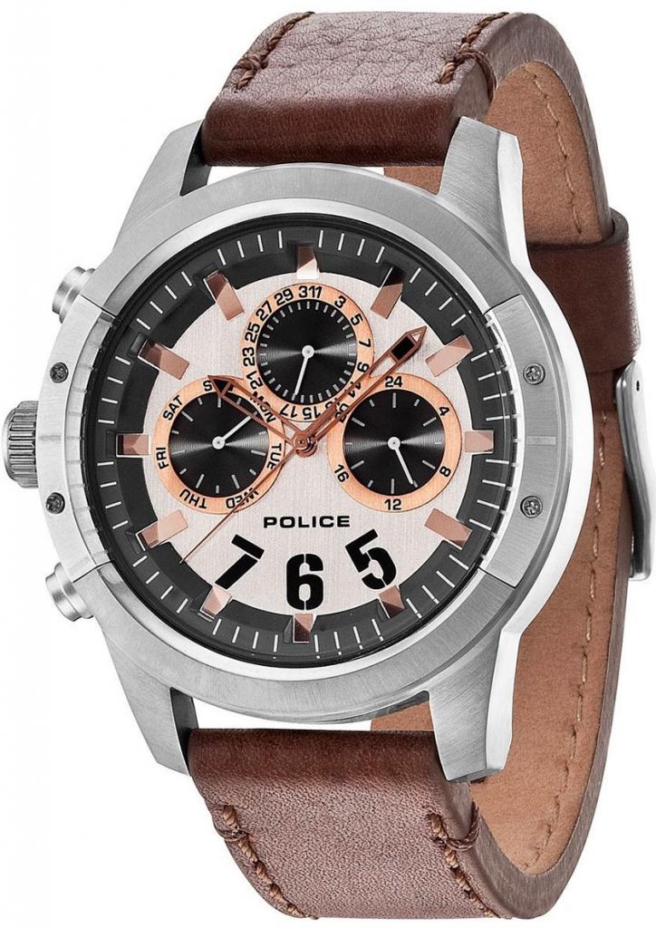 Pánské hodinky POLICE PL14381JSUR/04