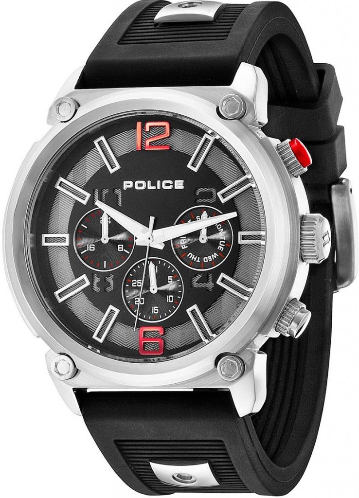 Pánské hodinky POLICE PL14378JS/02P