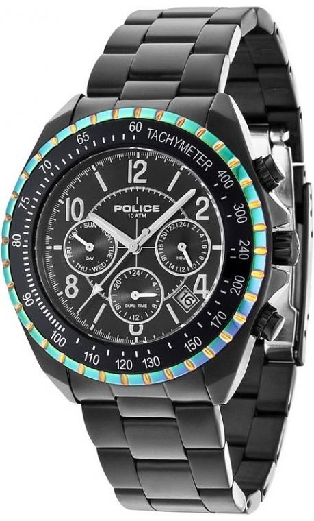 Pánské hodinky PL14343JSBRW02M (Dárek -USB Flash disk 8 GB Zdarma)