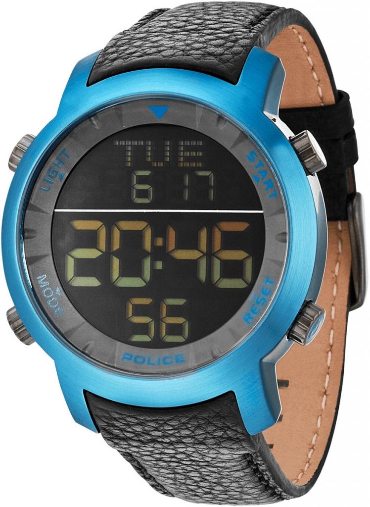 Pánské hodinky PL12898JSBL/02 (Dárek -USB Flash disk 8 GB Zdarma)
