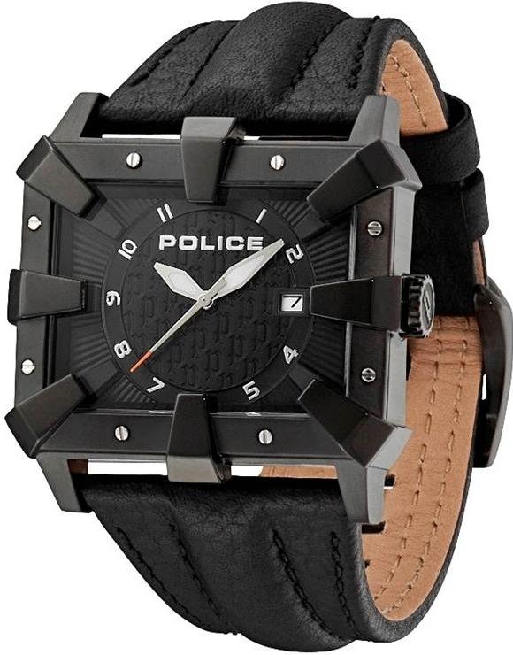 Pánské Hodinky Police PL13400JSB/02 (Dárek -USB Flash disk 8 GB Zdarma)