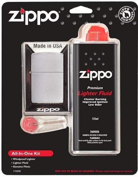 Zippo Zippo Dárková sada All in One Kit 30035