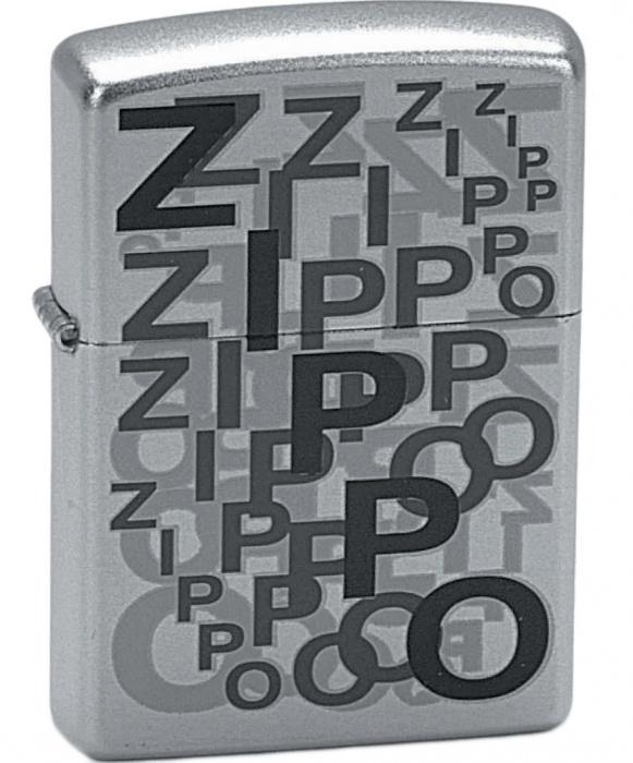 Benzínový zapalovač Zippo Puzzle 20190 (Benzín Zdarma)