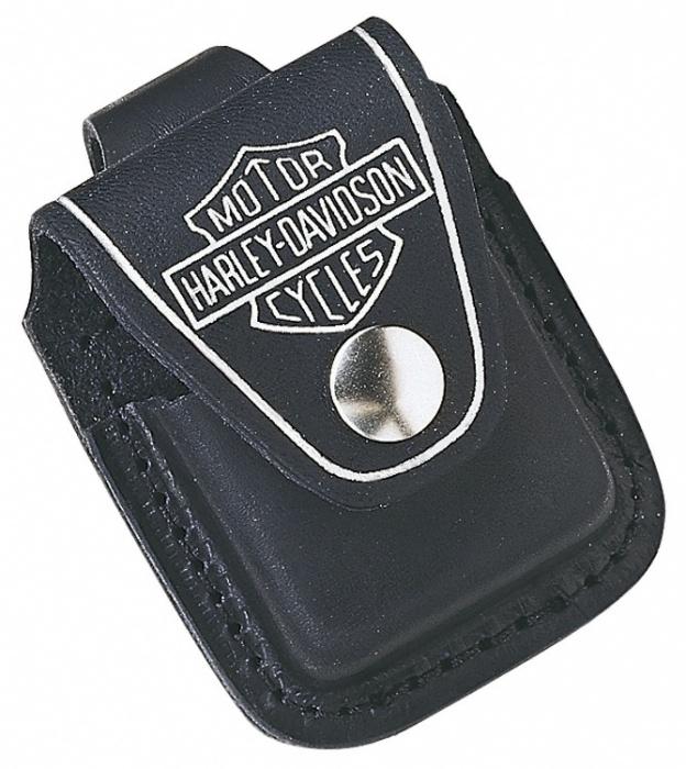Zippo Kožené pouzdro na zapalovač Harley-Davidson® 17017