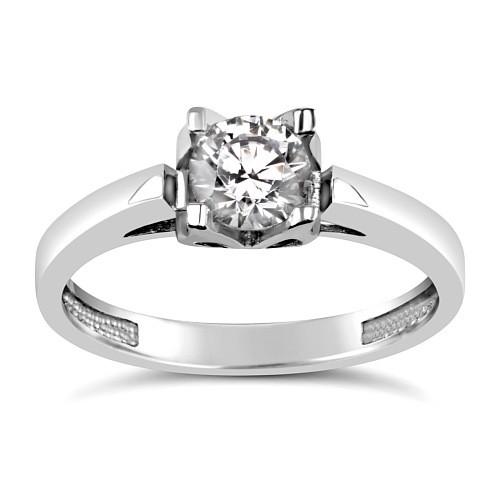 Stříbrný prsten RENNIE se Swarovski Zirconia