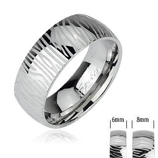 Snubní prsteny z chirurgické oceli-R-M1492 (Snubní prsteny z chirurgické oceli-R-M1492)