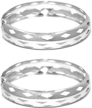 Náušnice stříbrné kruhy kloub BSG30862-3-35