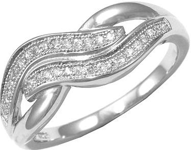 Oblíbený stříbrný prsten CHIARA - JJJR0034