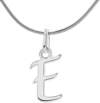 VESPER přívěsek ze stříbra písmeno E - ZTP1207170-E