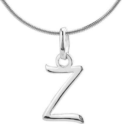 VESPER přívěsek ze stříbra písmeno Z - ZTP1207170-Z