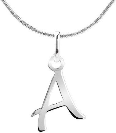 VESPER přívěsek ze stříbra písmeno A - ZTP1207170-A