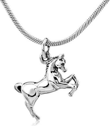 VESPER stříbrný přívěsek Kůň - PRMP13512