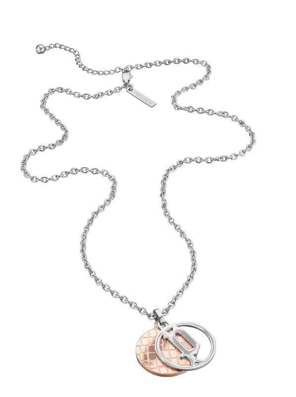 Police náhrdelník PJ25587PSSRG/01