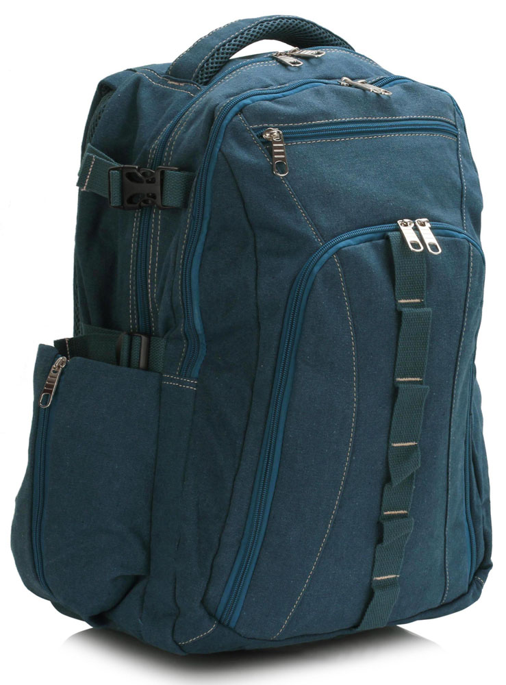 Batoh LS00398 - Navy Backpack Rucksack School Bag
