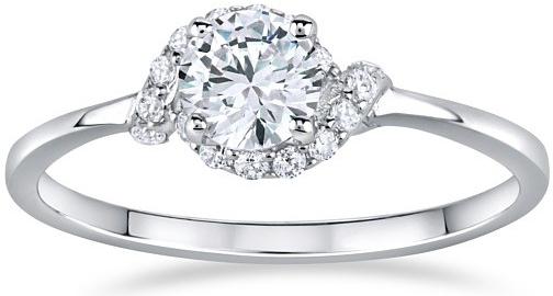 Stříbrný prsten JULIETTE s Brilliance Zirconia - FNJSM049