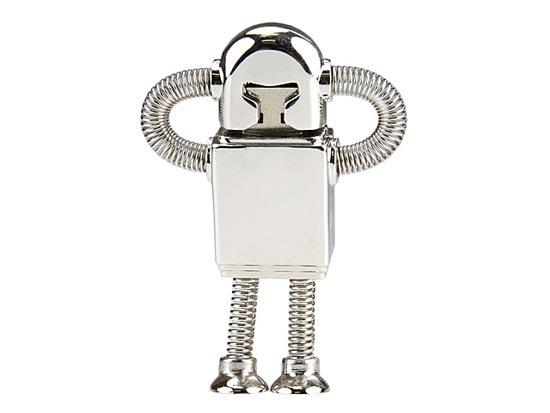 Šperky USB flash 8 GB - Robot