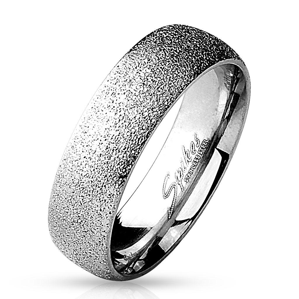 Prsten z chirurgické oceli R-M4740 (Dárkové balení zdarma)